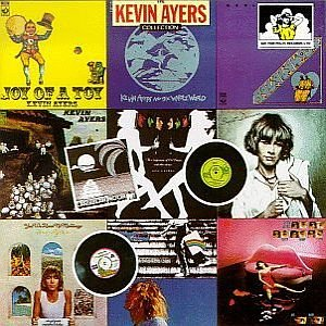 Image for 'The Kevin Ayers Collection'