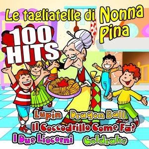 Image for 'Le tagliatelle di nonna Pina - le 100 canzoni per bambini più famose'