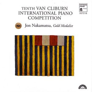 Image for '10th Van Cliburn International Piano Competition: Gold Medalist'