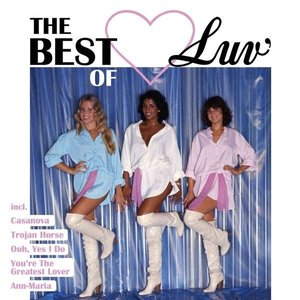 Image for 'The Best Of Luv''