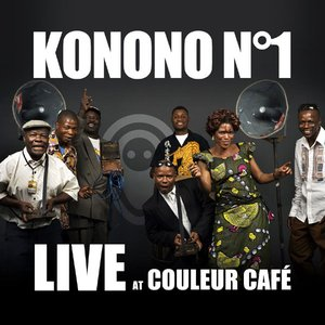 Image for 'Live At Couleur Café'