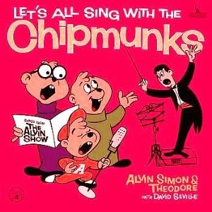 Image pour 'Let's All Sing With The Chipmunks'