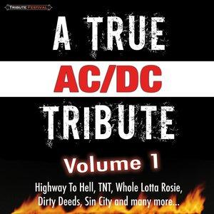 Image for 'A True AC/DC Tribute, Vol. 1'