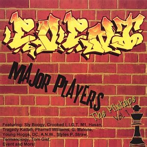Image for 'Major Players: The Mixtape Vol.1'