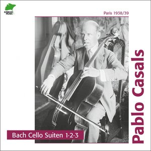 Image for 'Bach: Cello Suites 1, 2, 3'