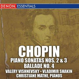 Image for 'Sonata for Piano No. 2 in B-Flat Minor, Op. 35: I. Grave - Doppio Movimento'
