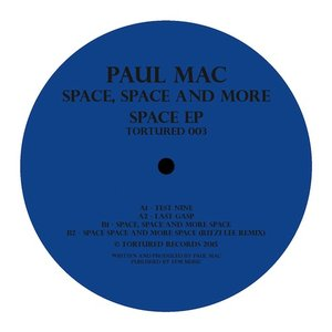 Bild für 'Space, Space and More Space EP'