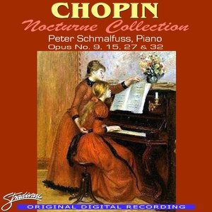 Image for 'Chopin Nocturne Collection, Opus No. 9, 15, 27 & 32'