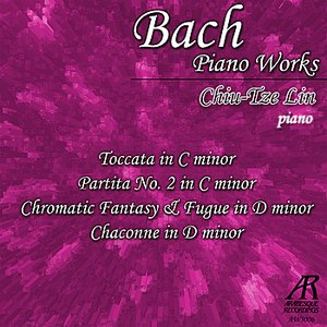 Image for 'Bach: Piano Works'