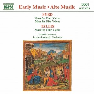 Image for 'BYRD / TALLIS: Masses'