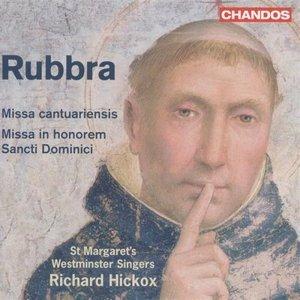 Image for 'Rubbra: Masses'