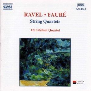 Image for 'FAURE / RAVEL: String Quartets'