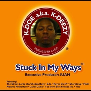 Image for 'Stuck in my ways'