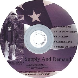 Image for 'Supply And Demand'