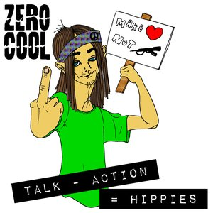 Image for 'Talk - Action = Hippies'