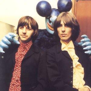Bild für 'George & Ringo'