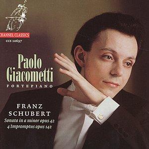 Image for 'Schubert: Sonata in A Minor, Op. 42 and 4 Impromptus, Op. 142'