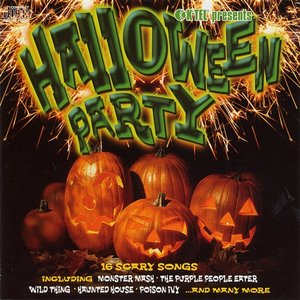 Image for 'Halloween Party - 16 Scary Songs'