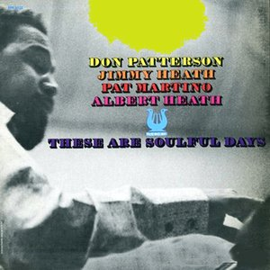 Image for 'These Are Soulful Days'