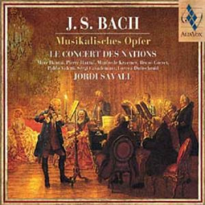 Image for 'J.S. Bach: Musikalisches Opfer'