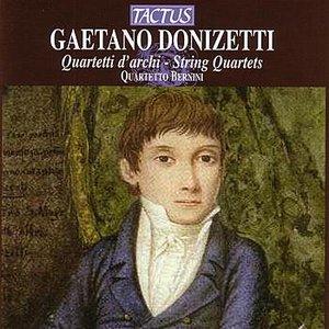 Image for 'Quartet n.5 in E minor: Allegro agitato'