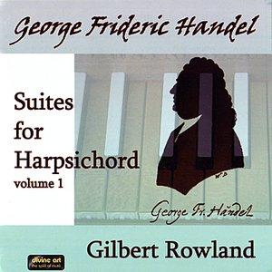 Image for 'Handel: Suites for Harpsichord, Vol. 1'