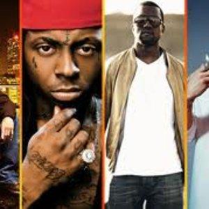 Image for 'Drake / Kanye West / Lil Wayne / Eminem'