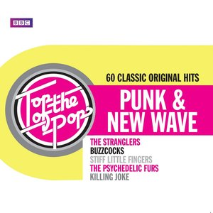Image pour 'Top Of The Pops - Punk & New Wave'