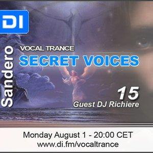 Image for 'DJ Richiere - Vocal Vibes 05 (Part 2 - Secret Voices 15)'