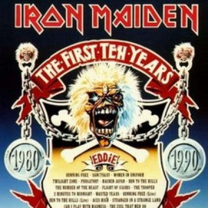 Image for 'The First Ten Years up the Irons'