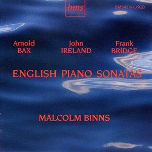 Immagine per 'Bax, Ireland & Bridge: English Piano Sonatas'