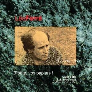 Image for 'Poète, Vos Papiers'
