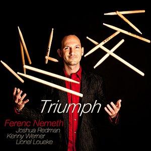 Image for 'Triumph (feat. Lionel Loueke, Joshua Redman, Kenny Werner)'