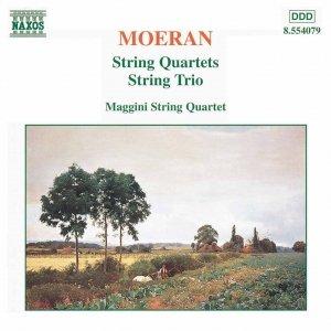 Image for 'MOERAN: String Quartets / String Trio'