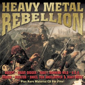Image pour 'Heavy Metal Rebellion'