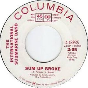Image for 'Sum Up Broke'