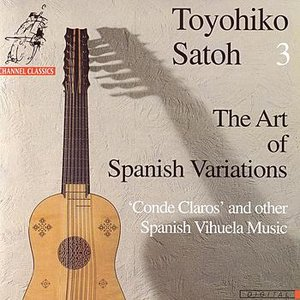Image for 'The Art of Spanish Variations'