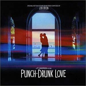 """Punch-Drunk Love""的封面"