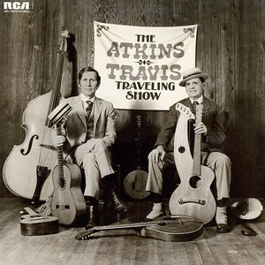 Image for 'Chet Atkins & Merle Travis'