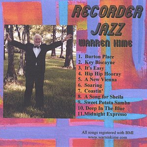 Image for 'Recorder Jazz'