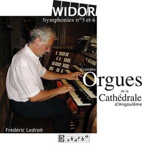 Image for 'Widor symphonies 5 et 6'