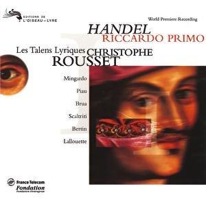 Image for 'Handel: Riccardo Primo'