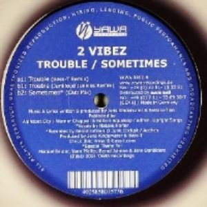 Image for 'Trouble / Sometimes'