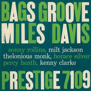 Image for 'Bags' Groove (Take 1)'