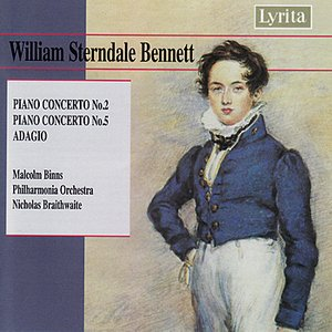 Image for 'Bennett: Piano Concerto No. 2 & 5'