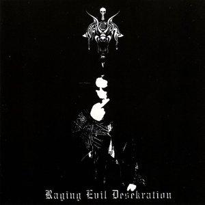 Bild für 'Raging Evil Desekration'
