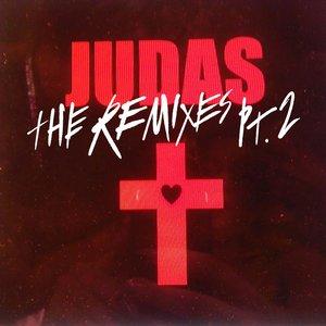 Image for 'Judas (The Remixes, Part 2)'