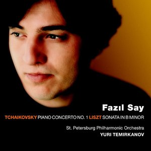 Image for 'Tchaikovsky : Piano Concerto No.1 & Liszt : Piano Sonata'