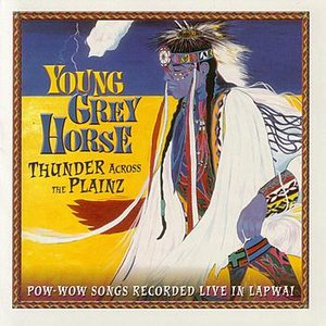 Image for 'Thunder Across the Plainz - Pow-Wow Songs Recorded Live in Lapwai'