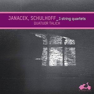 Imagem de 'Janacek & Schulhoff: String Quartets'